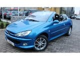 Photo Peugeot 206 occasion Bleu 153000 Km 2002 2.990 eur