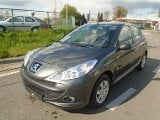 Photo Peugeot 206 occasion Gris 26000 Km 2011 6.950 eur