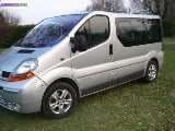 Photo Renault Trafic passenger dci