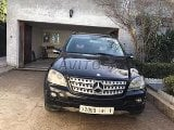 Photo Mercedes classe m ml 320