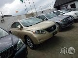 Photo Lexus Rx350 2009 Gold