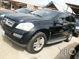 Photo Mercedes-Benz Gl 450 2010 Black