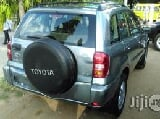Photo Toyota Rav4 2002 Silver For Sell