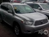 Photo Toyota Highlander 2007 Silver