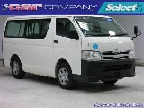 Photo 2011 Toyota Hiace 3.0TD 9 seater with belts