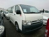 Photo 19995TOYOTA HIACE 2.0 6-seater certified 2007