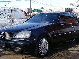 Foto Mercedes-Benz CL-Klasse (W140) CL 500 (320 Hp)