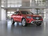 Foto Mercedes-Benz GLC Coupe 2020 года