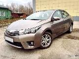Foto Toyota Corolla, седан, 2013 г.в. пробег: 95000...