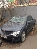Foto SsangYong Actyon Sports, АТ, 2011 г
