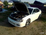 Foto Subaru Legacy B4, седан, 2001 г.в. Пробег:...