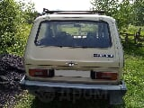 Foto Лада 4x4 2121 Нива 1988г. В Шерегеше, ХТС на...