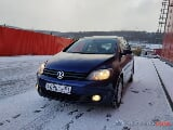 Foto Volkswagen Golf Plus Мурманск