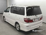 Foto Toyota Alphard, минивэн, 2006 г.в. пробег:...