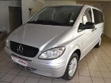 Photo 2010 Mercedes-Benz Vito 115 CDI Crewbus (Used)