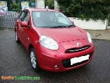 Photo 2011 Nissan Micra used car for sale in Mafikeng...