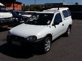 Photo 2001 Opel Corsa 1.7 D Utility Single Cab with...