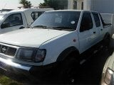 Photo 2004 Nissan Hardbody 3.2 diesel D/Cab 4x4 SEL...