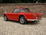 Foto Triumph TR4 Surrey Top documented from day one,...