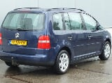 Foto Volkswagen Touran 1.6 Business