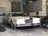 Foto Lincoln Continental Mark V 1977