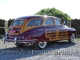 Foto Packard Eight Woody Wagon'47