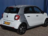 Foto Smart Forfour 1.0 Business Solution