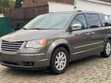 Foto Chrysler grand voyager diesel 2011