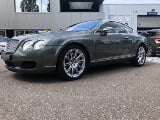 Foto Bentley mulliner coupe 6.0W12