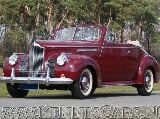 Foto Packard 1941 Victoria 110 Convertible