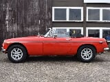 Foto MG B type 1.8 Roadster
