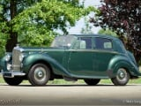 Foto Bentley r type benzine 1951