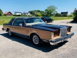 Foto Lincoln Continental Mark VI