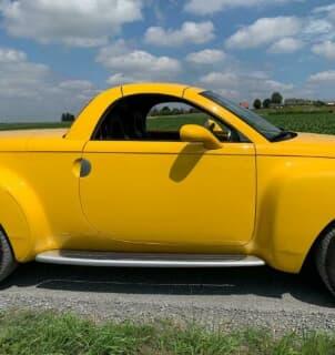 Chevrolet Ssr Tweedehands En Occasies Trovit