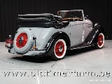 Foto Vauxhall Tickford Foursome Drophead Coupé'37