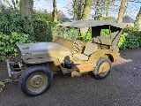 Foto Willys jeep WW2