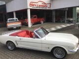 Foto Ford mustang benzine 1964