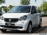 Photo Smart ForFour Blanche