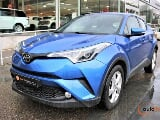 Photo Toyota C-HR 1.2L 85kW