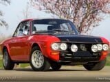 Photo Lancia fulvia essence 1972