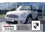 Photo Mini cooper d cabrio navi leder pdc alu sport