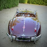 Photo 1956 Jaguar XK 140 - OTS SE