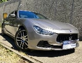 Photo Superbe Maserati ghibli S 3.0d 34500- reprise...