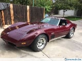 Photo Chevrolet corvette c3
