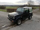 Photo Suzuki samurai 1300i 1998 + LPG