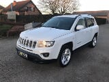 Photo Jeep Compass 2.1 CRD 2WD Limited, SUV/4x4,...