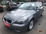 Photo Bmw 520 5 touring diesel*leder*navi*alu*cruise...