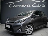 Photo Toyota Yaris occasion Gris 129000 Km 2013 9.900...