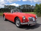 Photo MG MGA Essence 1958