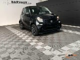 Photo Smart forTwo cabrio 52kW twinamic Cabriolet